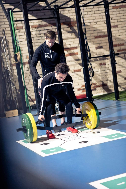 Athletik-Training